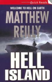 book cover of Hell Island by Matthew Reilly
