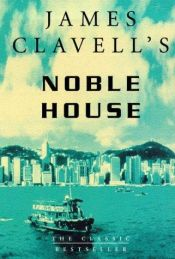 book cover of Noble House by James Clavell