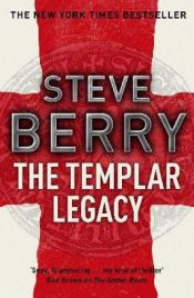 book cover of The Templar Legacy by Steve Berry