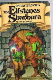 book cover of The Elfstones of Shannara by Terry Brooks