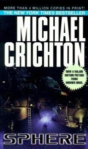 book cover of Sfeer by Michael Crichton