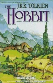 book cover of The Hobbit : A Graphic Novel by J. R. R. Tolkien