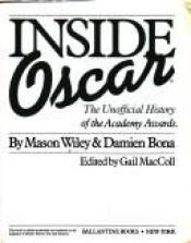 book cover of Inside Oscar, Revised Edition by Mason Wiley