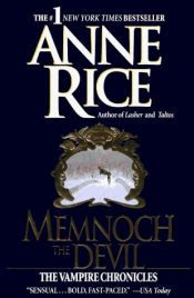 book cover of Memnoch the Devil by Anne Rice