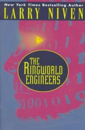 book cover of The Ringworld Engineers by Larry Niven