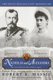 book cover of Nicholas And Alexandra by Robert K. Massie
