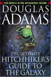 book cover of The More Than Complete Hitchhiker's Guide. Five Stories in One Book. by Douglas Adams