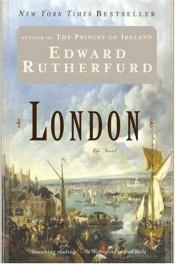 book cover of London by Edward Rutherfurd