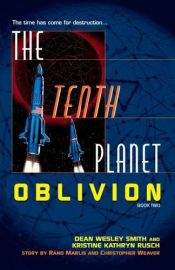 book cover of The Tenth Planet: Oblivion #2 by Sandy Schofield