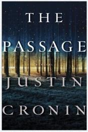 book cover of The Passage by Justin Cronin