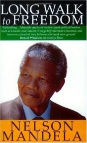 book cover of Lungul drum spre libertate by Nelson Mandela