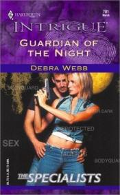 book cover of Guardian of the Night (The Specialists) by Debra Webb