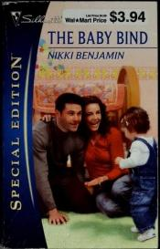 book cover of The baby bind by Nikki Benjamin