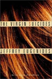 book cover of The Virgin Suicides by Jeffrey Eugenides