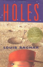 book cover of Holes by Louis Sachar