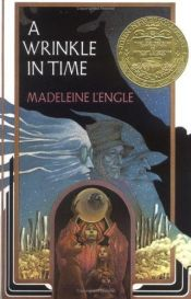 book cover of A Wrinkle in Time by Madeleine L'Engle