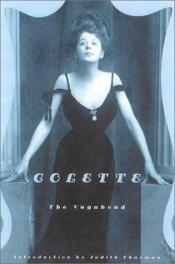 book cover of The Vagabond by Colette