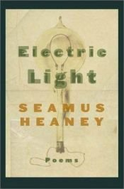 book cover of Electric Light by Seamus Heaney