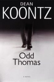 book cover of Odd Thomas by Дийн Кунц