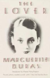 book cover of Elskeren by Marguerite Duras