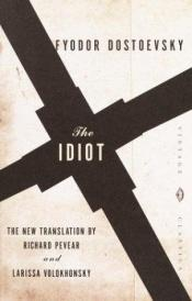 book cover of Idiot by Fjodor Michajlovič Dostojevskij