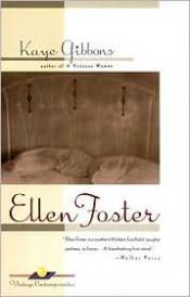 book cover of Ellen Foster by Kaye Gibbons