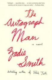 book cover of The Autograph Man by Zadie Smith