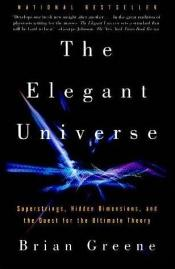 book cover of The Elegant Universe by 布莱恩·葛林