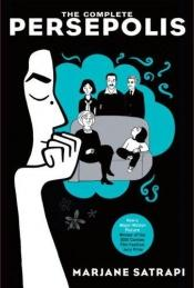 book cover of The Complete Persepolis by Marjane Satrapi