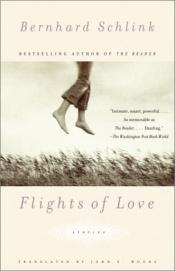 book cover of Flights of Love by Bernhard Schlink