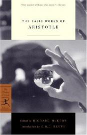 book cover of Basic Works by Aristoteles