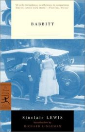 book cover of Babbitt by Sinclair Lewis
