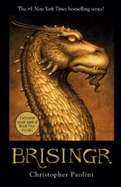 book cover of Brisingr by Christopher Paolini