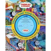 book cover of Thomas & Friends: Thomas' Read Along Storybook by Rev. W. Awdry