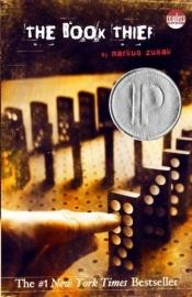 book cover of Boktyven by Markus Zusak