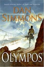 book cover of Olympos by Dan Simmons