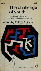 book cover of The Challenge Of Youth by Erik Erikson