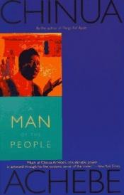 book cover of Un uomo del popolo (Titolo originale A Man of the People) by Chinua Achebe