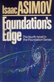 book cover of Foundation's Edge by Isaac Asimov