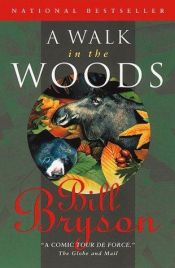 book cover of A Walk in the Woods by Bill Bryson