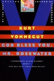 book cover of God Bless You, Mr. Rosewater by Kurt Vonnegut