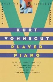 book cover of Player Piano by Kurt Vonnegut