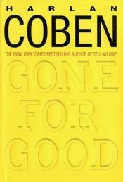 book cover of Gone for Good by Harlan Coben
