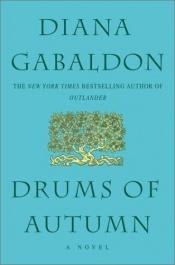 book cover of Drums of Autumn by Diana Gabaldon