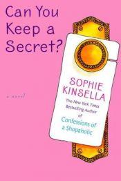 book cover of Can You Keep a Secret? by Sophie Kinsella