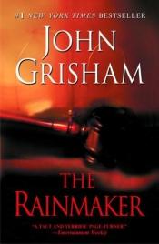 book cover of The Rainmaker by John Grisham