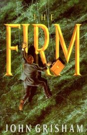 book cover of The Firm by John Grisham
