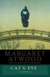 book cover of Cat's Eye by Margaret Atwood