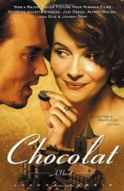 book cover of Choklad by Joanne Harris