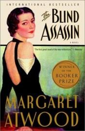 book cover of The Blind Assassin by Margaret Atwood